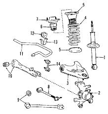 1990 lexus ls400 parts ls400 1997 suspension diagram clublexus lexus forum discussion