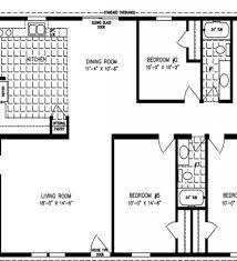 Mobile Home Floor Plans Single Wide 100 4 Bedroom Single Wide Mobile Home Floor Plans
