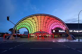 adelaide entertainment centre designinc archdaily