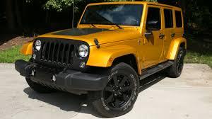 gold jeep wrangler the golden child 2014 amp d altitude addition jeep wrangler forum