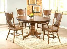 oak dining room sets with china cabinet oak dining room set perfect decoration oak dining table and chairs