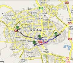 sheva israel map sheva getting 100 000 sq meters of greenwash green prophet