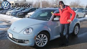 volkswagen buggy blue 2014 vw beetle highline at volkswagen waterloo with robert vagacs