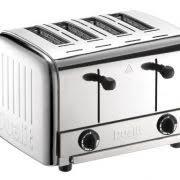 Cream 4 Slice Toaster Breville Vtt006 Cream Stainless Steel 2 Slice Toaster Best Bread