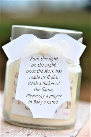 baby shower candle favors baby shower candle party favors burn this light on the