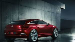 citroen concept cars gq by citroen concept first photos and details