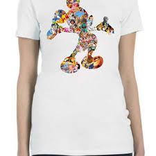 shop disney character shirts on wanelo