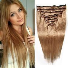 best clip in hair extensions best quality 100g remy human hair extensions for women on sale