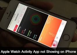 iwatch theme for iphone 6 fix apple watch activity app not appears on iphone ios 9 3