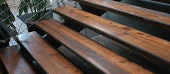 matching stair treads risers and parts elmwood reclaimed timber