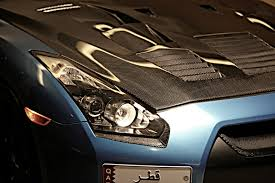 nissan 370z qatar living blue gt r in qatar middle east gt r life