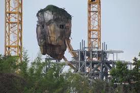 avatar land construction update january 2016 the disney
