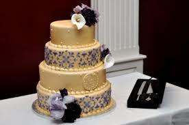 blue and purple wedding cakes wallpaper