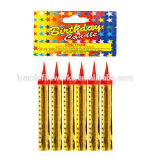 party candles fireworks smokeless fireworks birthday candle indoor with factory price