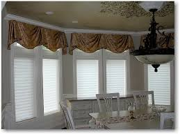 Vibrant Dining Room Valances All Dining Room