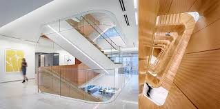 Kansas City Interior Design Firms by Polsinelli Headquarters