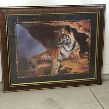 home interior tiger picture find more home interior tiger picture reduced 20 for sale at up