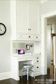 desk in kitchen design ideas transitional white kitchen home bunch interior design ideas