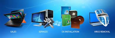 Desk Top Computer Sales Desktop Pc Services Sai Computers