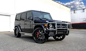 mercedes jeep matte black lexani luxury wheels vehicle gallery 2013 mercedes benz g wagon
