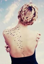 flock of birds tattoos photography tattoos tattoo bird and