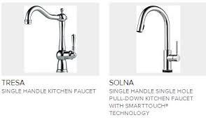 brizo kitchen faucets brizo kitchen faucets
