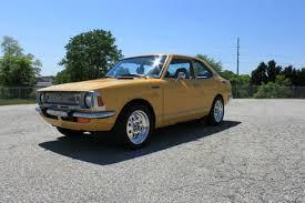 original toyota corolla spectacular 1971 toyota corolla coupe only 58k original