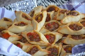 cuisine libanaise facile fatayers libanais à la viande hachée le sucré salé d oum souhaib