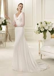 wedding event dress that women love long sleeves vintage wedding