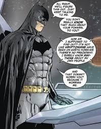 clark u0026 batman talk diana relationship in superman wonder woman 3