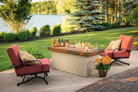 Palm Springs Outdoor Furniture by Outdoor Fire Pits In Palm Desert Palm Springs La Quinta