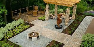 Sloping Backyard Ideas Landscaping Design Ideas For Backyard 25 Trending Landscaping