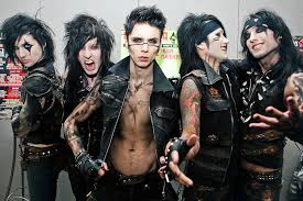 black veil black veil brides cancel remaining european tour dates nme