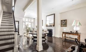 west village townhouse of nyc fashion scene veteran hits the