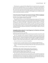 appendix a annotated bibliography security 101 a physical