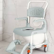 Commode Chair Over Toilet Etac Clean Shower Commode Chair Etac Com