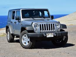 what i learned about the 2016 jeep wrangler unlimited by driving
