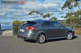 silver mitsubishi lancer 2013 mitsubishi lancer ralliart sportback review video