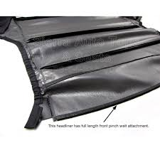 e36 headliner charcoal 3 tube full length