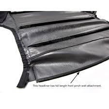 e36 headliner charcoal 3 tube full length