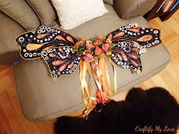 butterfly antennae headband diy butterfly antennae headband craftify my