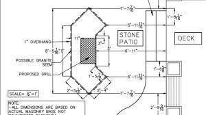 outdoor kitchen floor plans free kitchens best outdoor kitchen floor plans solidaria