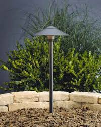 Kichler Step Lights 15310 Dome Path 16 25w Low Voltage Path Spread Light