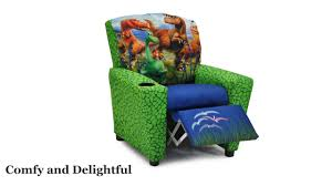 kids recliner chair childrens recliners kids furniture youtube