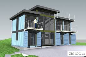 sea can homes in modular homes bc designers turn shipping