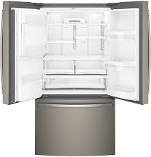 French Door Fridge Size - ge energy star 25 8 cu ft french door refrigerator