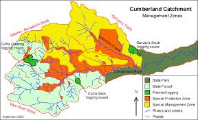 cumberland river map cumberland river river