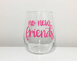 wine glass quote etsy