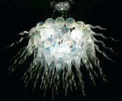 Chandelier Light Fixtures Blown Glass Chandeliers Blown Glass Chandelier Blown Glass Light
