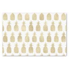 gold foil tissue paper faux gold foil craft tissue paper zazzle co uk